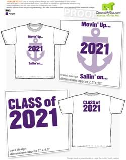 Class T-Shirt & Apparel Designs | CreateMyTee