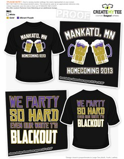 homecoming t shirt designs createmytee - Homecoming T Shirt Design Ideas