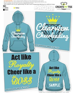 Elementary School Spirit Wear Designs