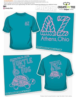 Sorority T Shirt Apparel Designs Createmytee