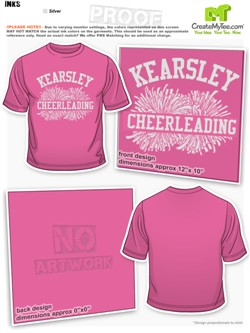 Cheer Shirt Design Ideas let us design a custom t shirt for your cheerleading and dance team or squad browse our cheer dance and color guard t shirts designs and we will get 6418_campfront4_29479jpg