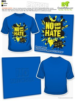 middle school t shirt apparel designs createmytee