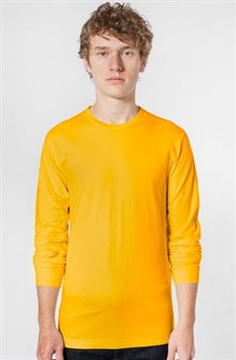 American Apparel Long-Sleeve T-Shirt (2007)