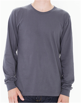 American Apparel Long-Sleeve T-Shirt (2007w)
