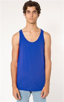 American Apparel Poly/Cotton Tank Top (BB408)