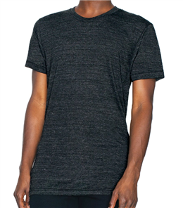 American Apparel Tri-Blend Track T-Shirt