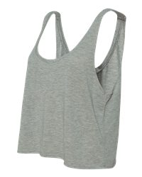 Bella Ladies' Flowy Boxy Tank Top (8880)