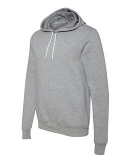 Canvas Poly-Cotton Hoodie (3719)