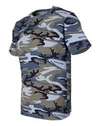 Code V Camouflage T-Shirt (3906)
