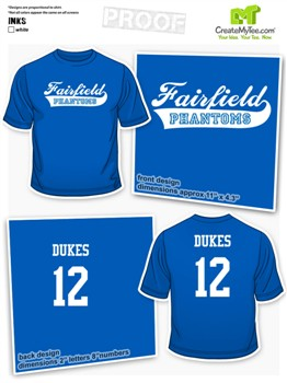Softball Team T-Shirts, Custom Softball Shirts | CreateMyTee