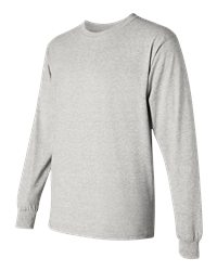 Gildan Heavy Cotton Long-Sleeve T-Shirt