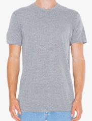 American Apparel Tri-Blend Track T-Shirt (TR401)