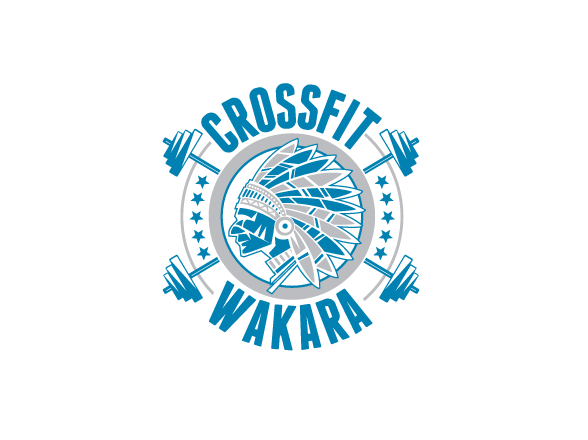 CrossFit Wakara Custom T-Shirt Design