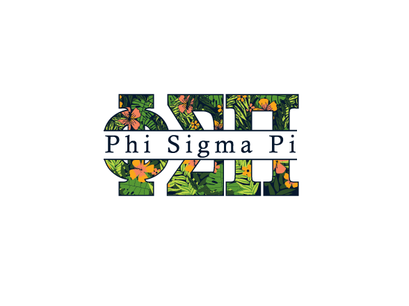 Phi Sigma Pi Custom T Shirt Design