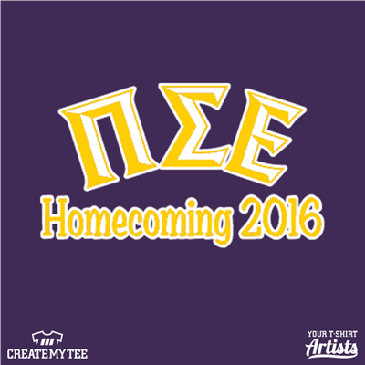 Pi Sigma Epsilon Homecoming 2016