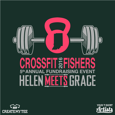 CrossFit Fishers, Helen Meets Grace, CFF