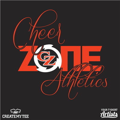 Cheer Zone Athletics Script