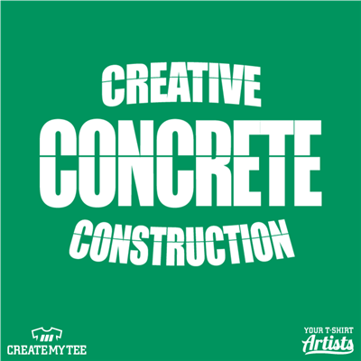 Creative Concrete Construction (front)