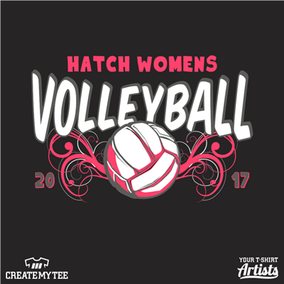 Hatch Womens Volleyball, Volleyball