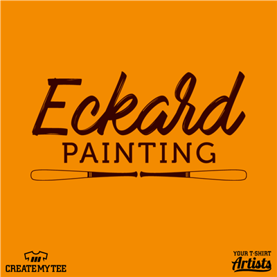 Eckard Painting, Softball