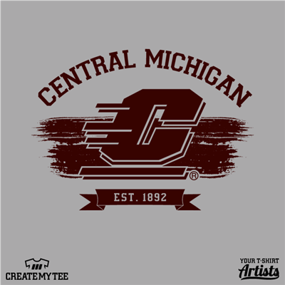 Central Michigan, Flying C