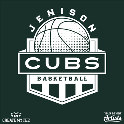 Jenison Cubs Basketball