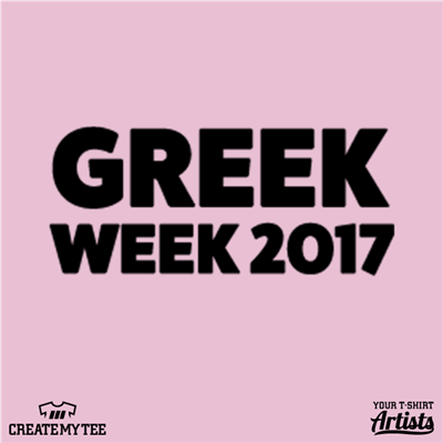 Greek Week 2017