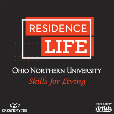 Residence Life, Ohio Northern University, Skills for Living