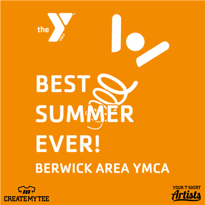 YMCA, Summer Camp, Best Summer Ever, Berwick Area YMCA