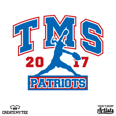TMS 2017, Patriots, Softball