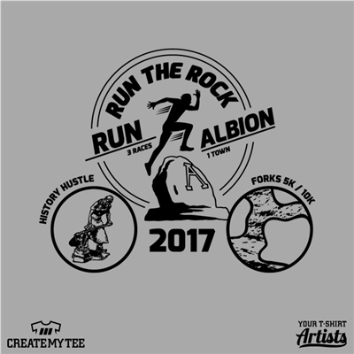 Run The Rock, Albion 2017
