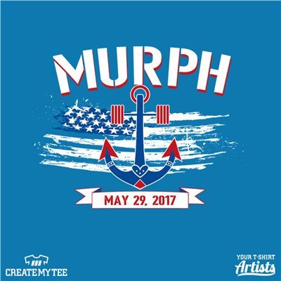 Murph, May 29th 2017