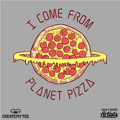 I Come From Pizza Planet, Pizza Planet, Pizza