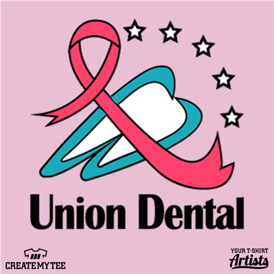 Cancer Walk, Union Dental, Tooth