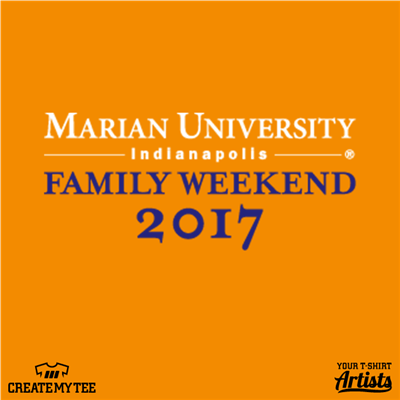 Marian University, M U, Family Weekend
