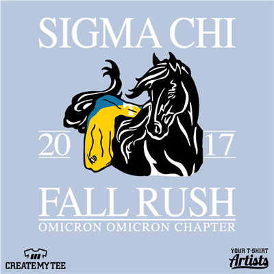 Sigma Chi, Horse, Omicron Chapter