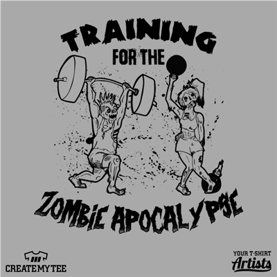 Training, Zombie Apocalypse