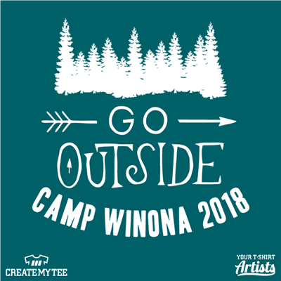 Camp Winona, Girl Scouts