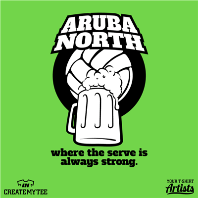 Aruba North, Volleyball