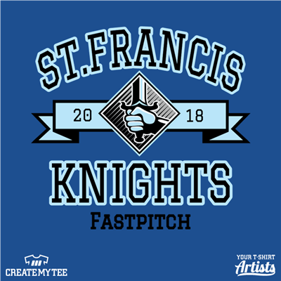 St. Francis Knights, Softball