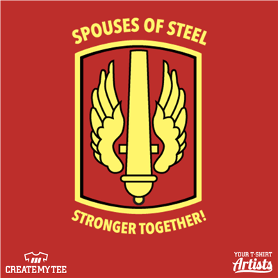 Spouses Of Steel