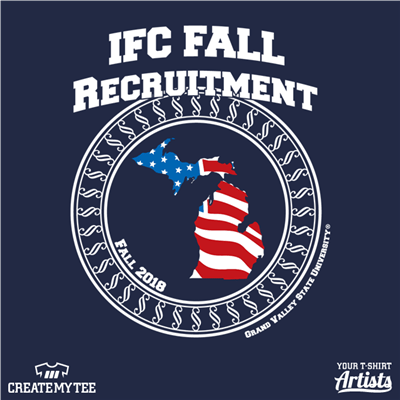 GVSU, IFC Recruitment