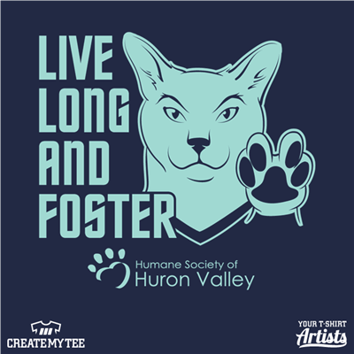 Humane Society of Huron Valley, Cat, Spock, Star Trek