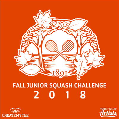 Fall Junior Squash Challenge