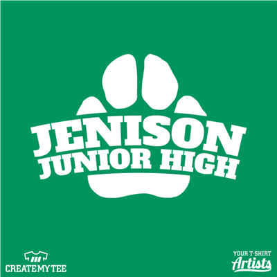 Jenison Junior High 10in