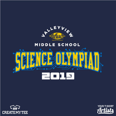 Valleyview Middle School, Valleyview Middle School Science Olympiad