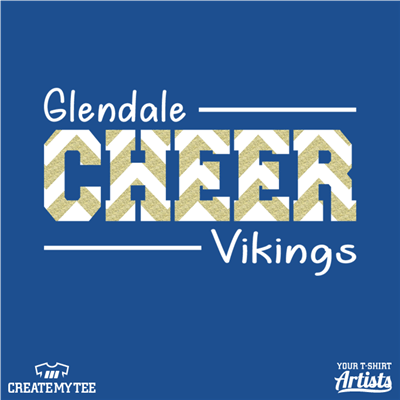 Glendale Cheer Vikings