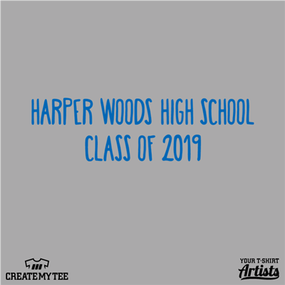Harper Woods High School Class of 2019