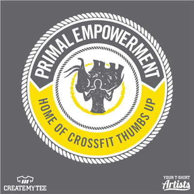 Primal Empowerment, Home of Crossfit Thumbs Up, Crossfit