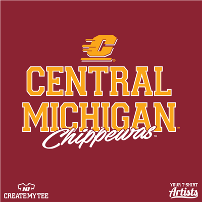 Amazon, Central Michigan Chippewas
